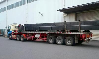 鉄鋼、鋼材輸送